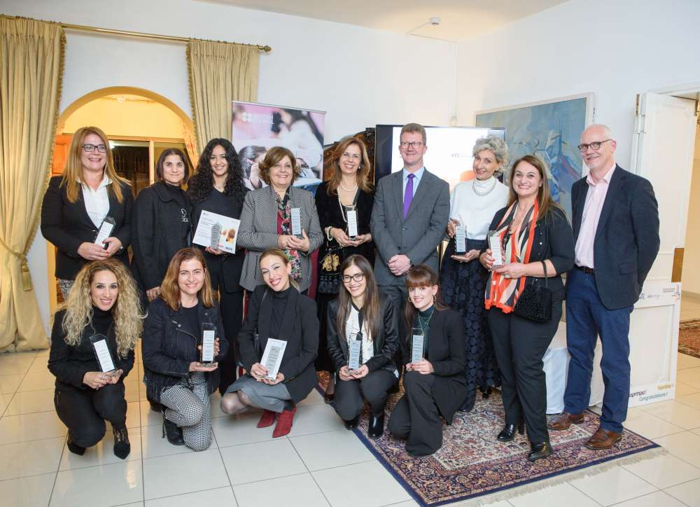 British Council's Exams Loyalty Schemes winners 2018
