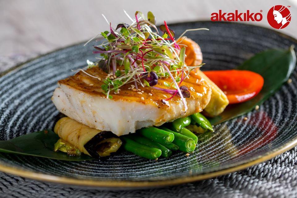 Akakiko: Oriental treats
