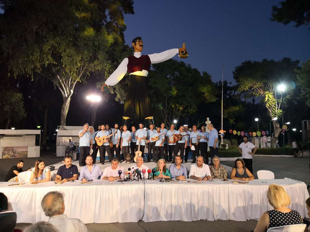 Limassol's 58th Wine Festival opens on Friday