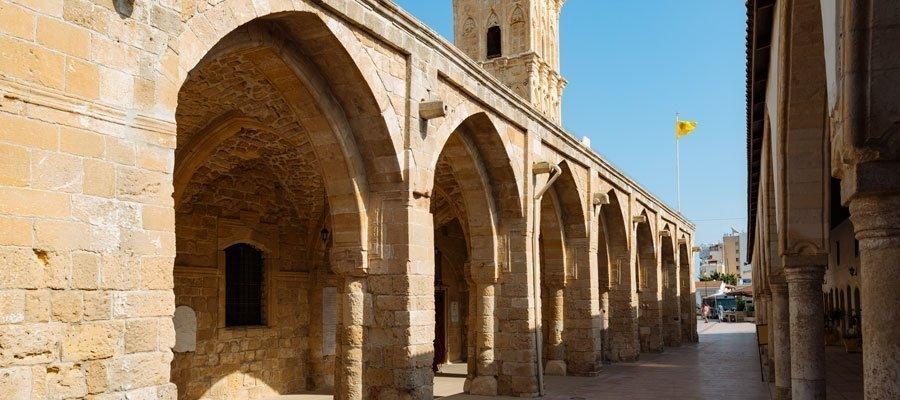 Larnaka (Larnaca) - Past and Present