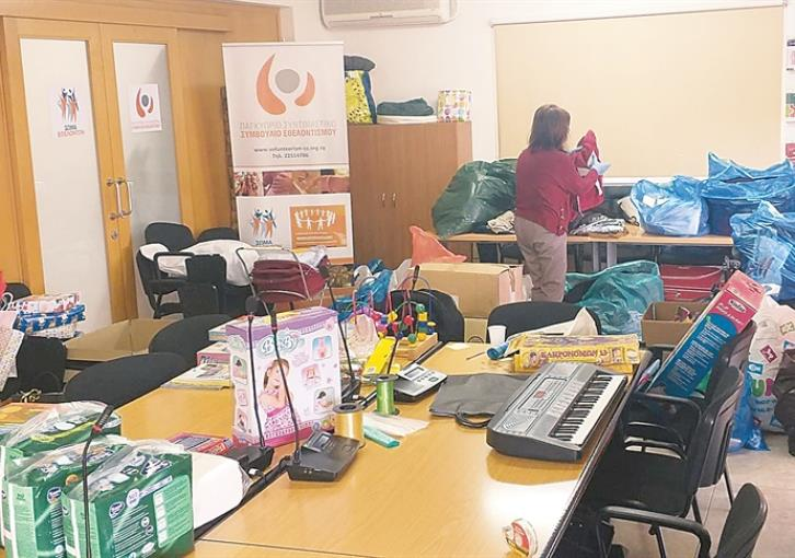 700 families adopted in Christmas charity campaign