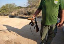 CABS Cyprus: Bird poacher caught in Sotira