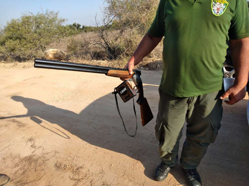 CABS Cyprus: Bird poacher caught in Sotira