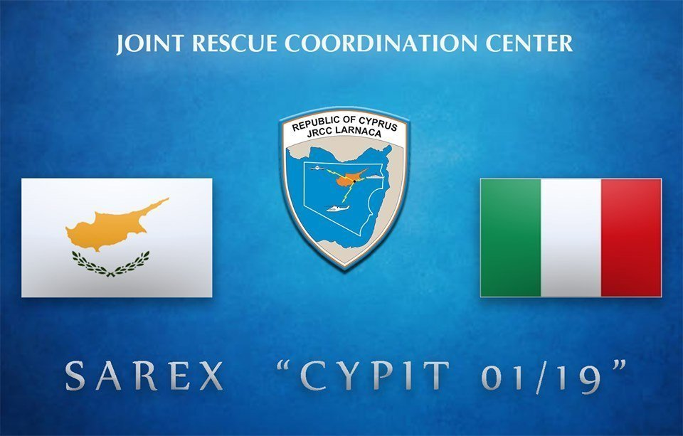 Cyprus and Italy conduct joint search and Rescue exercise (pics & video)