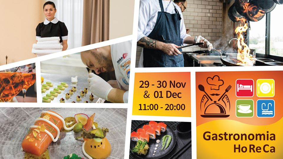 Exhibition: Gastronomia HoReCa 2019