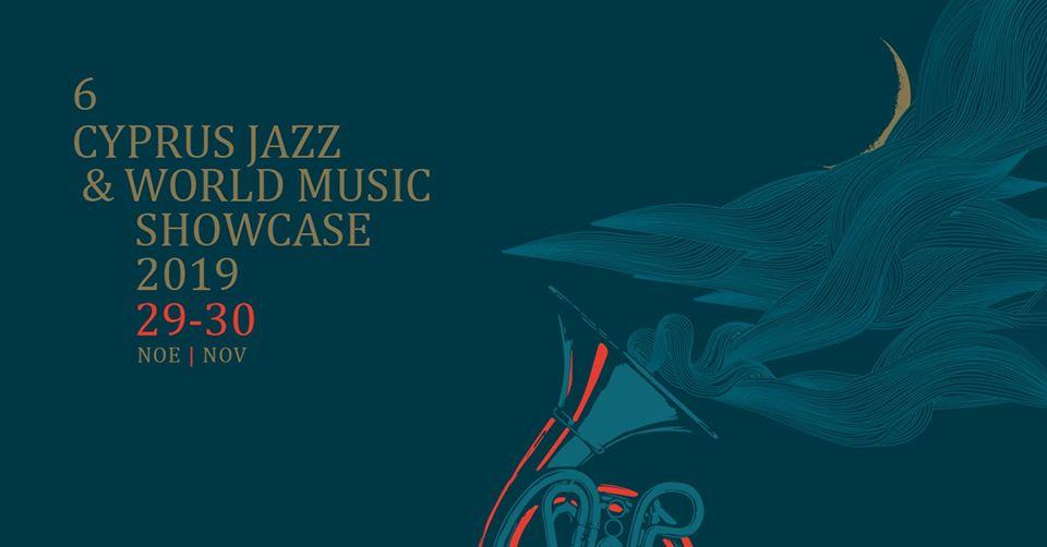 6th Cyprus Jazz & World Music Showcase