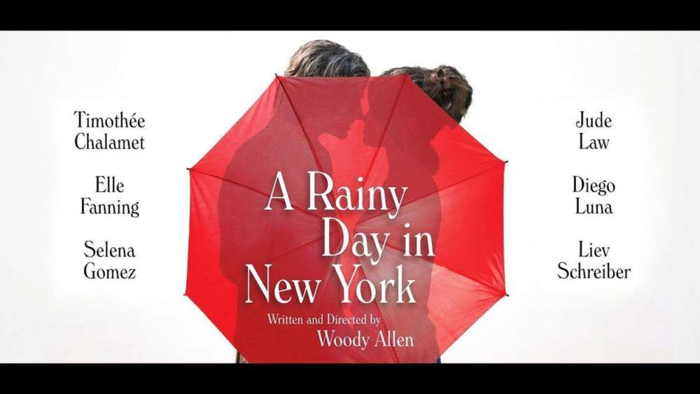 Rainy Day in New York by Woody Allen