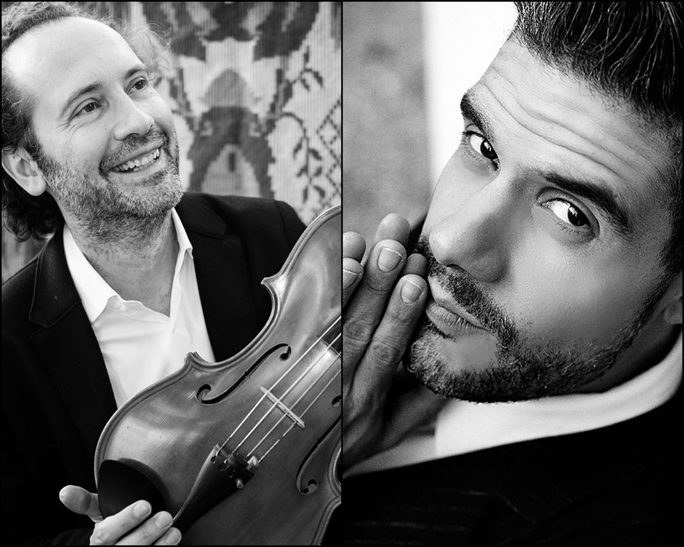 Razvan Popovici & José Gallardo: violin and piano recital