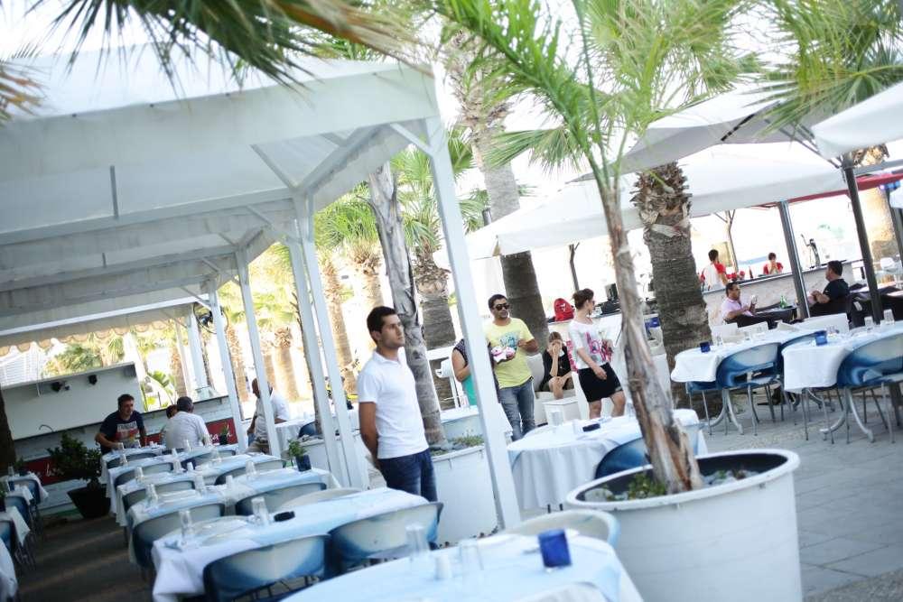 Zakos Beach Restaurant