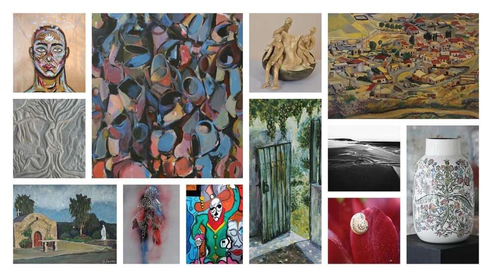 First group exhibition of Maronite artists in Nicosia