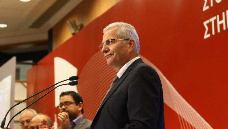 Opposition Akel leader Andros Kyprianou to seek re-election