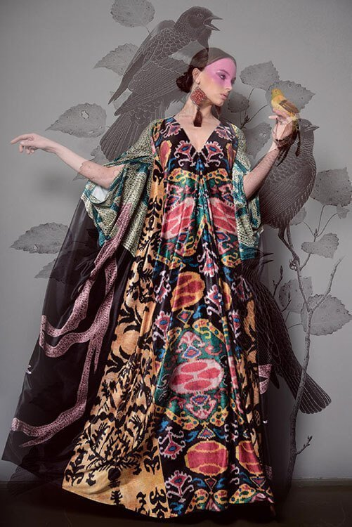 Afroditi Hera Fashion Designer