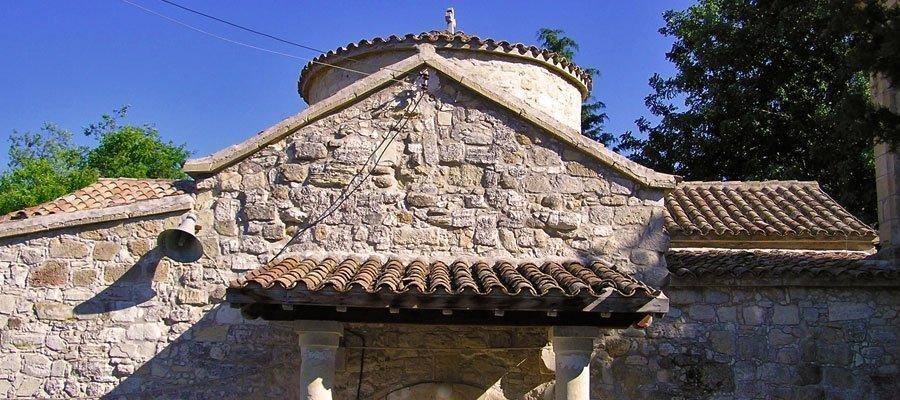 Agios Kirykos and Agia Ioulitti Church