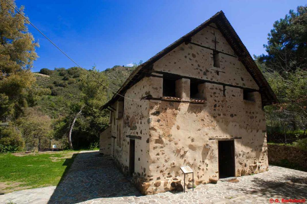Kakopetria churches