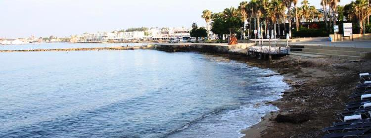 Alykes Beach - Blue Flag