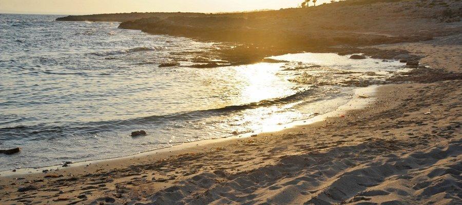 Ammos tou Kambouri Beach - Blue Flag
