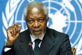 Former UN chief and Nobel peace laureate Kofi Annan dies aged 80