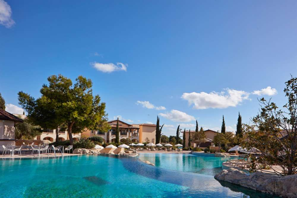 Aphrodite Hills Resort records profits over the past two years