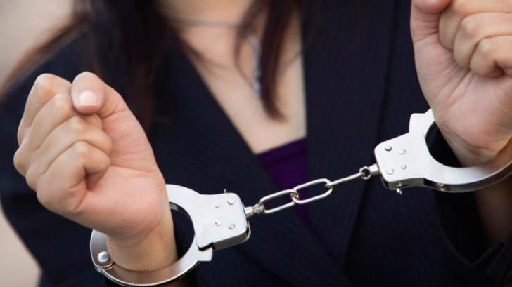 Two women arrested on suspicion of stealing