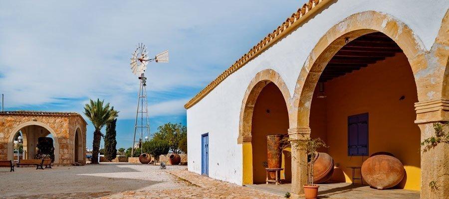 Avgorou village