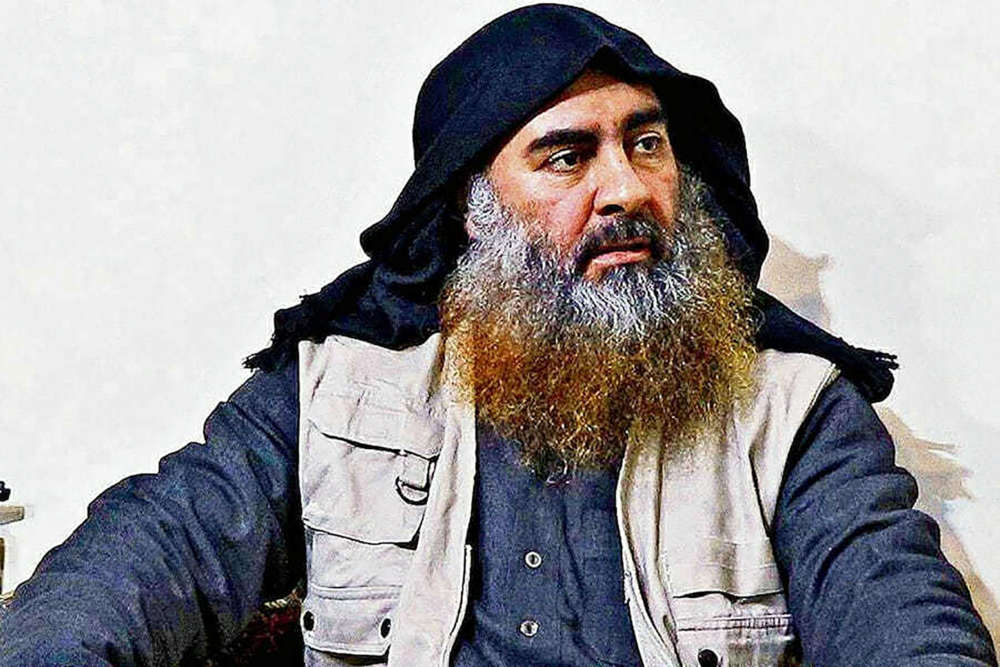 Islamic State confirms Baghdadi dead
