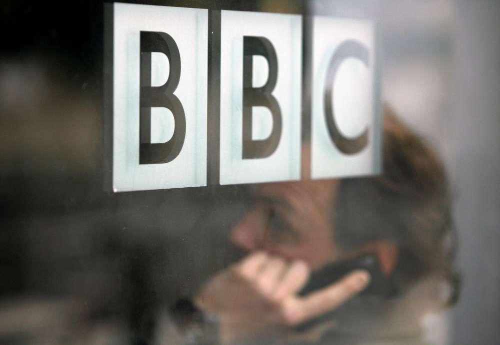 Britain's BBC to axe 450 newsroom jobs in cost-cutting drive