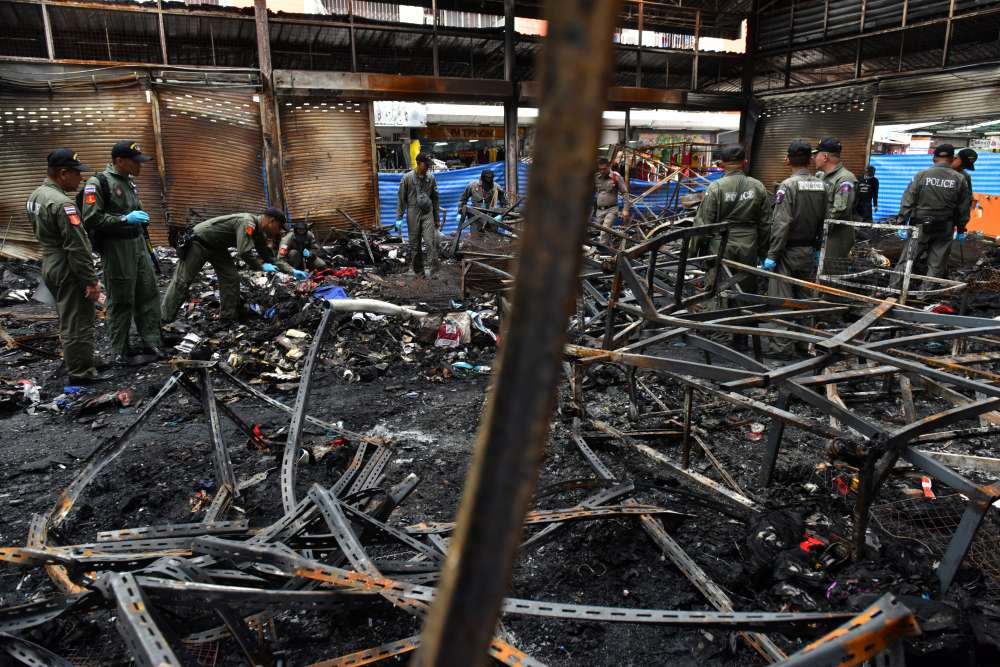 Bangkok bombings may be linked to politics