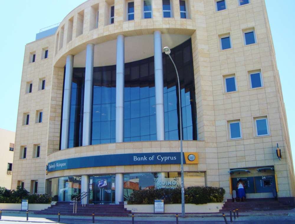 Bank of Cyprus to close 11 more branches