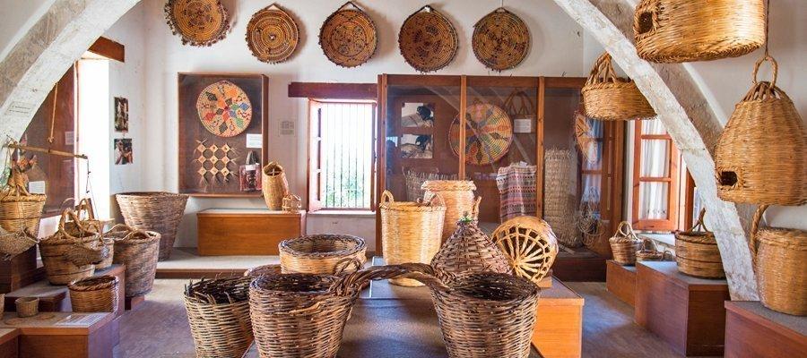 Basket Weaving Museum - Ineia Village