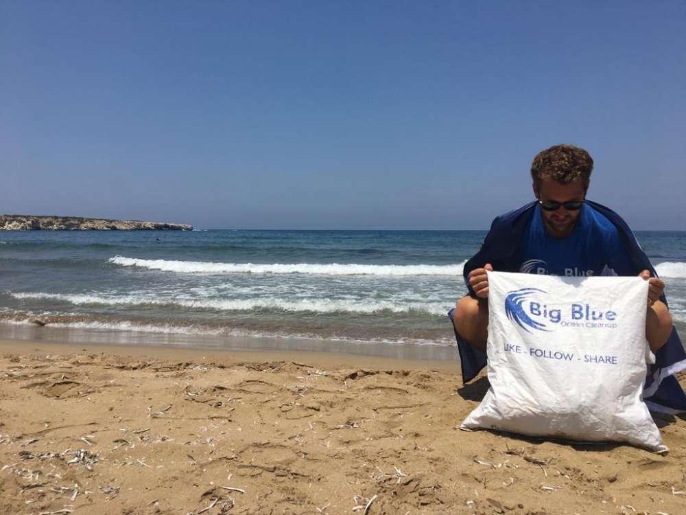 Big Blue Ocean Cleanup sets high targets on a plastic free ocean