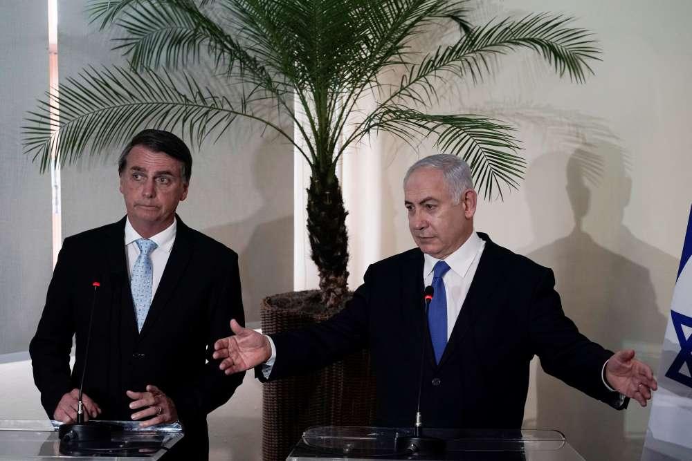 Brazil moving its embassy to Jerusalem matter of 'when