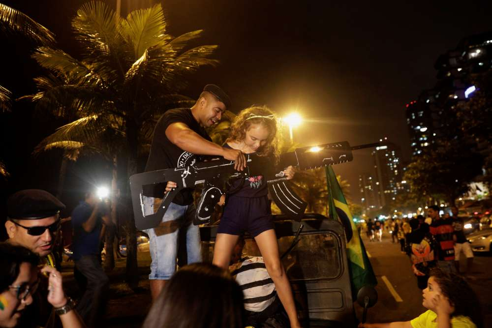 Human Rights Watch issues urgent call to protect rights in Brazil after Bolsonaro election
