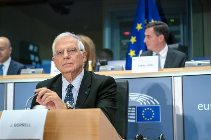 EU must consider ways to support Libya truce -Borrell