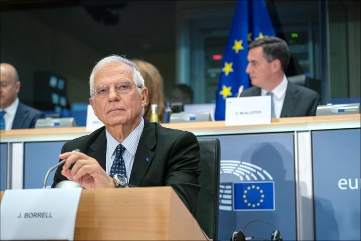 EU must consider ways to support Libya truce -Borrell