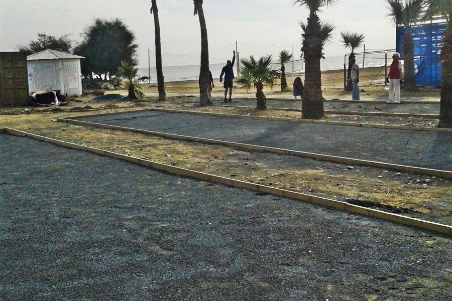 Boules - Petanque in Larnaca