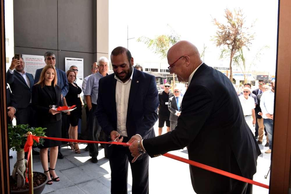 Ayia Napa mayor inaugurates third satellite casino in Cyprus