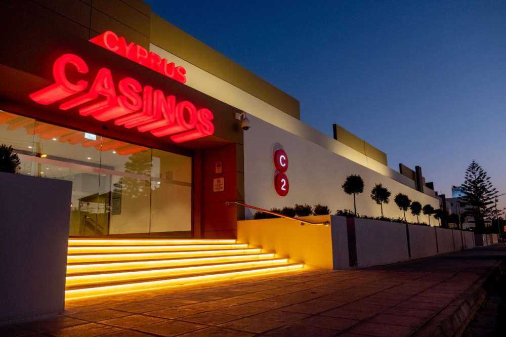 Sparkling Christmas at Cyprus Casinos