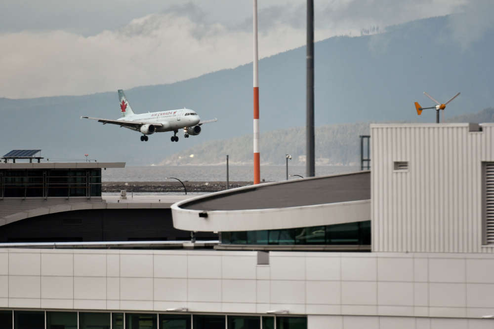 Air Canada Boeing 767 to make emergency landing at Madrid airport