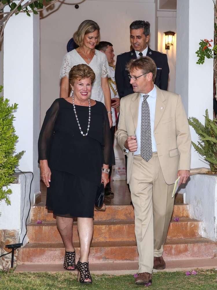Bases Commander bids Cyprus farewell