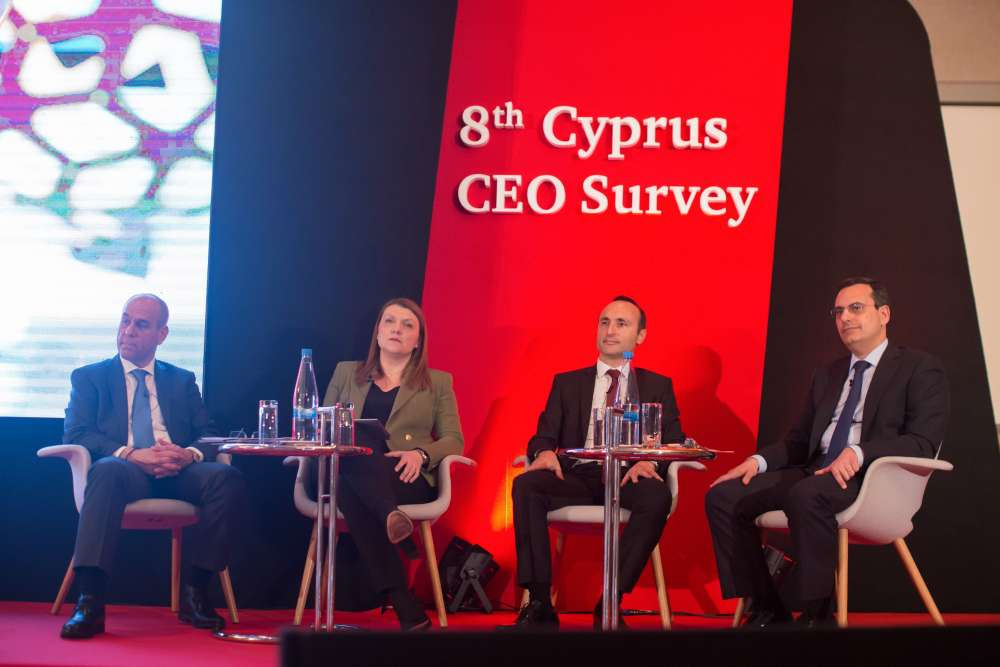 CEOs in Cyprus concerned about  global economic growth prospects