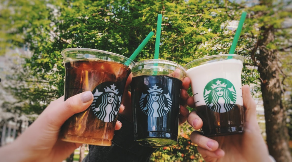 Starbucks cold brew- Aperfect coffeeto be enjoyed throughout the day!