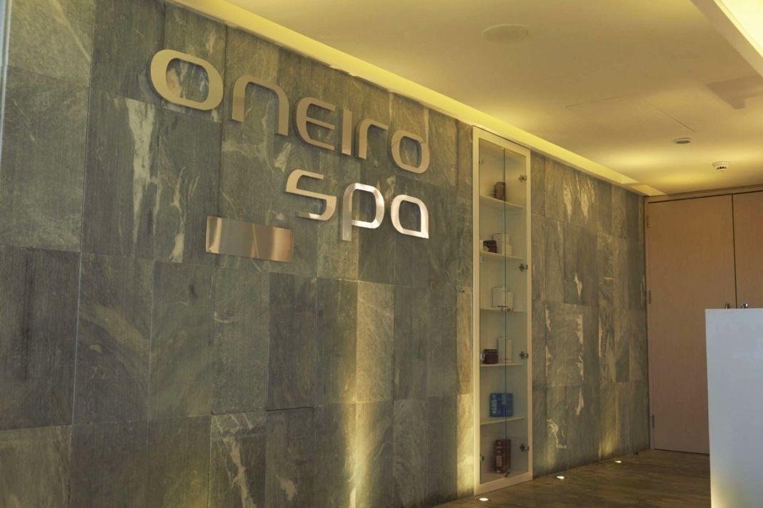 Oneiro Spa at Capo Bay