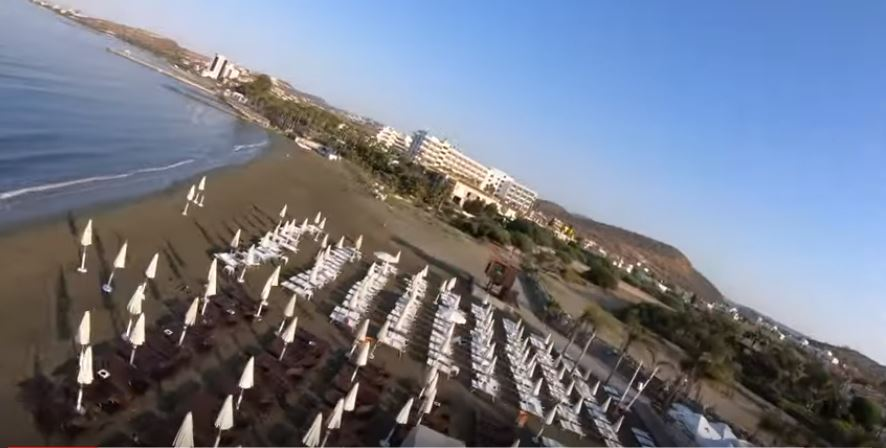 Breathtaking FPV video of Cyprus