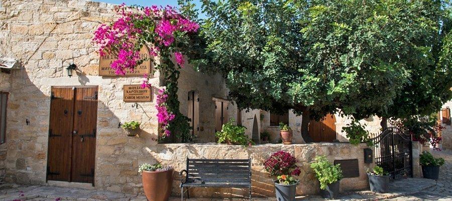 Carob Museums - Anogyra Village