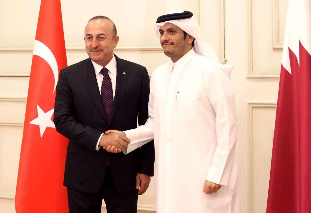 Turkey aims to improve ties with Saudi Arabia