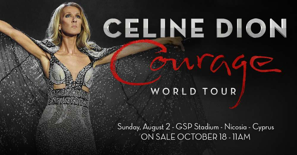 Celine Dion to perform in Nicosia on August 2