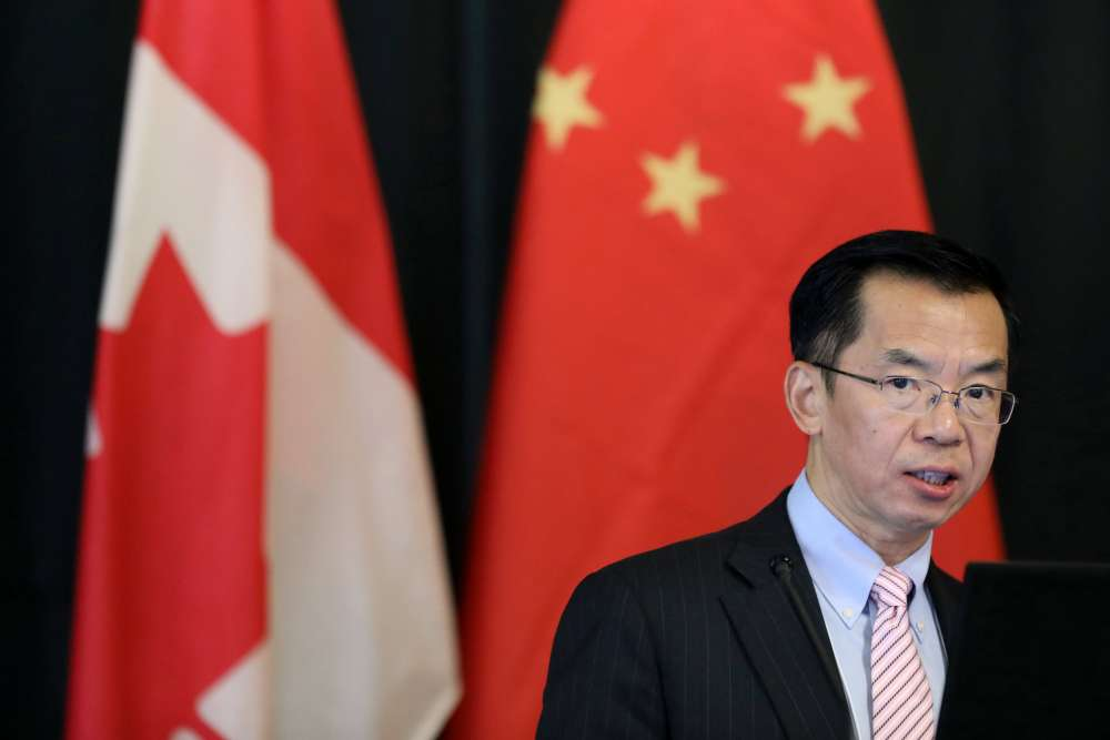 China accuses Britain