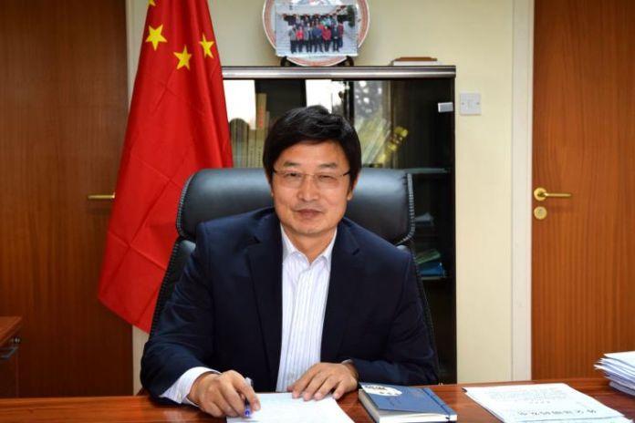 Coronavirus: China sends medical supplies to Cyprus