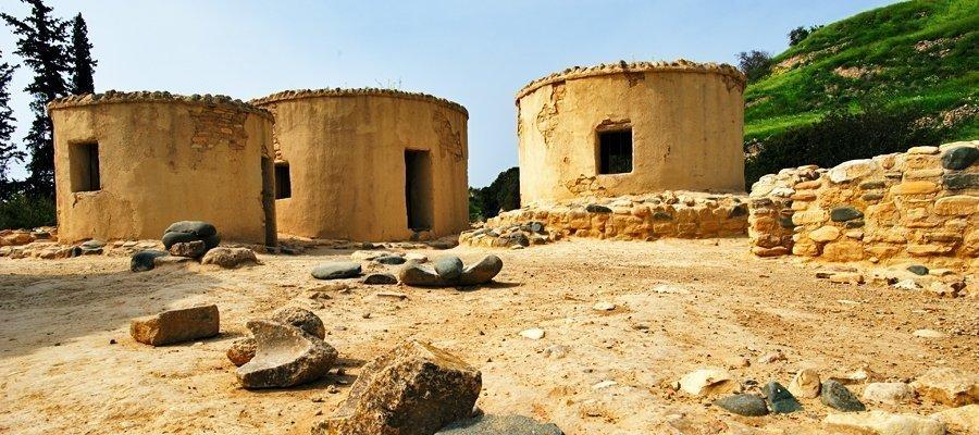 Choirokoitia Archaeological Site (Neolithic Settlement)