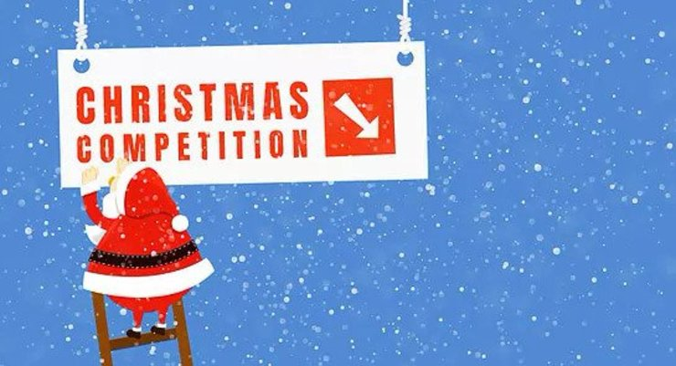 'Christmas Card – Helping Children' school competition